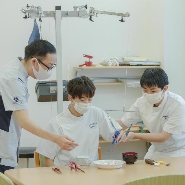 仙台保健福祉専門学校 作業療法科 オープンキャンパス【交通費支給DAY!】3