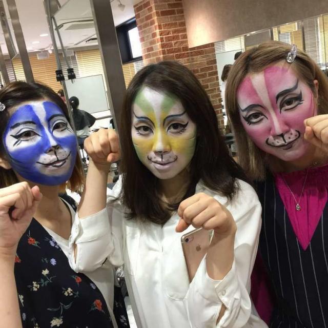 東京ベルエポック美容専門学校 春コスメ☆オープンキャンパス☆トータルビューティ体験♪3