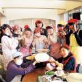 大阪保育福祉専門学校 お店屋さんごっこ遊びを楽しもう♪