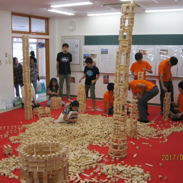 オイスカ開発教育専門学校 文化祭「めひるぎ祭」でのオープンキャンパス♪3