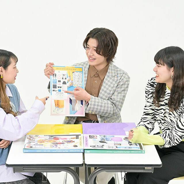 織田ファッション専門学校 ショップオーナー体験1