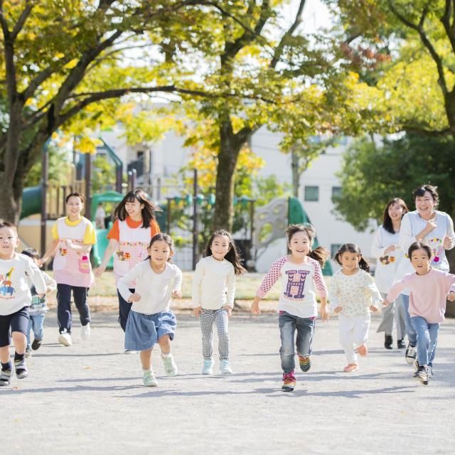 東京福祉専門学校 こども教室1