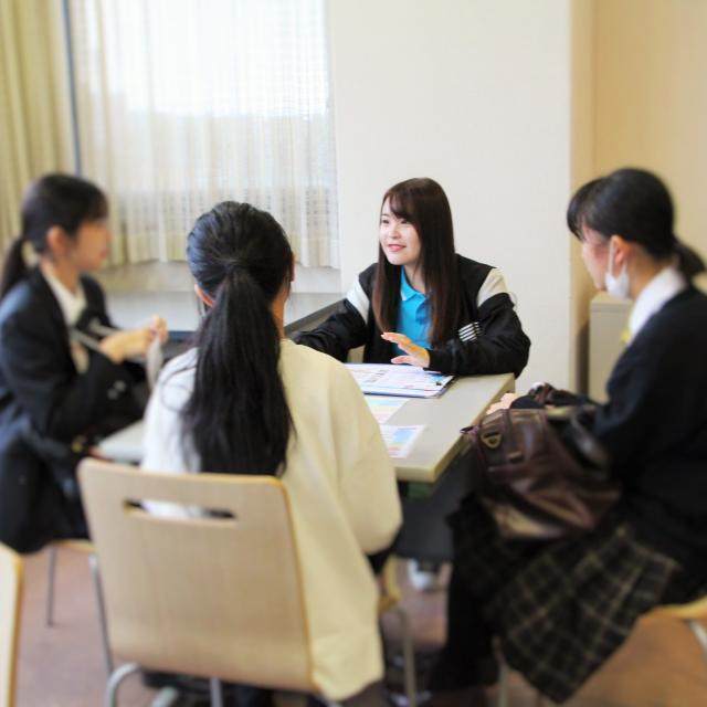 梅光学院大学 3月17日(日) オープンキャンパス<交流会型>1