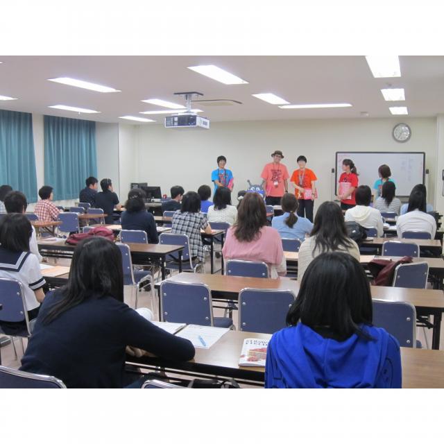 仙台デザイン専門学校 ギョーカイ説明会1