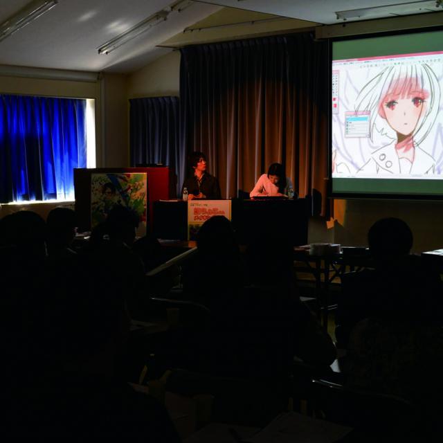 日本デザイナー学院 メイキング講座1
