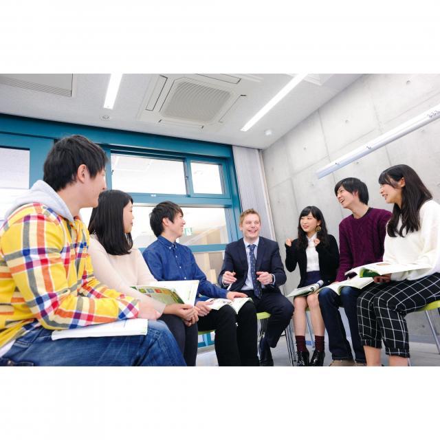 日本外国語専門学校 日外授業オープンキャンパス★体験授業&説明1