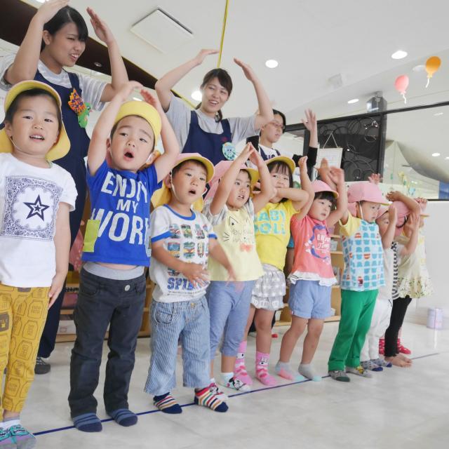 大阪健康ほいく専門学校 【11/24】少人数☆プレミアム保育士体験3