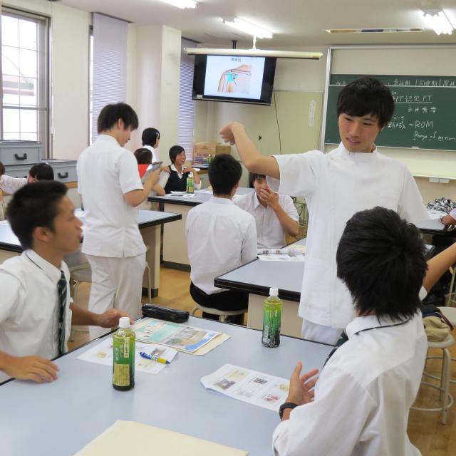 埼玉医療福祉専門学校 7月オープンキャンパス1