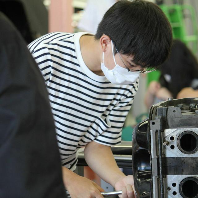 関東工業自動車大学校 体験型オープンキャンパス!(※平日対応も可)2