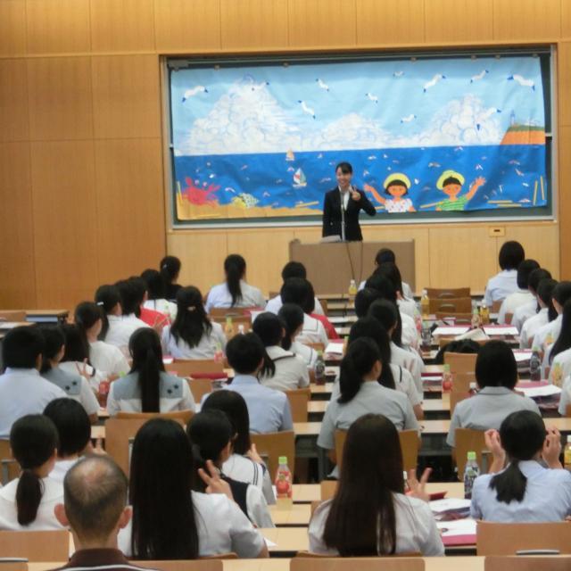 中国短期大学 オープンキャンパス♪2