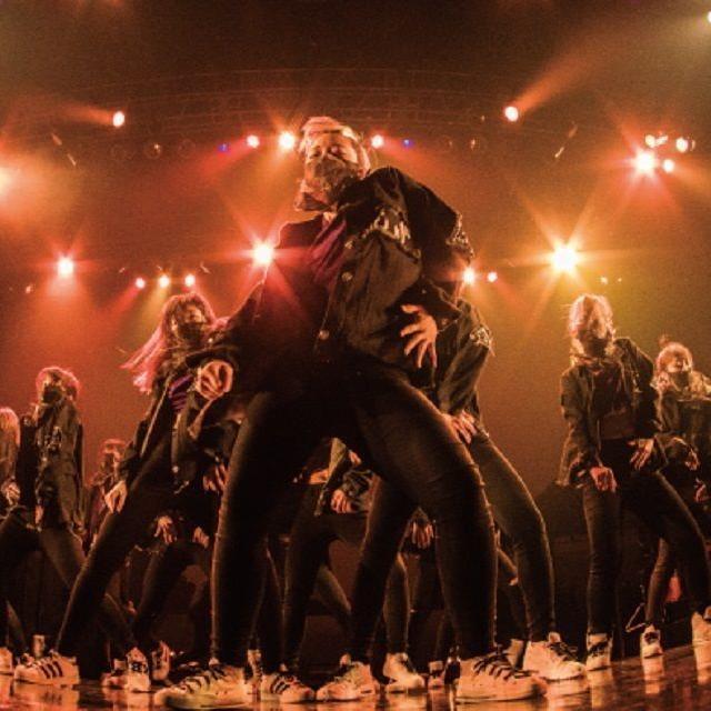 専門学校 名古屋ビジュアルアーツ ダンスを仕事にしよう☆ダンサー専攻の体験入学2