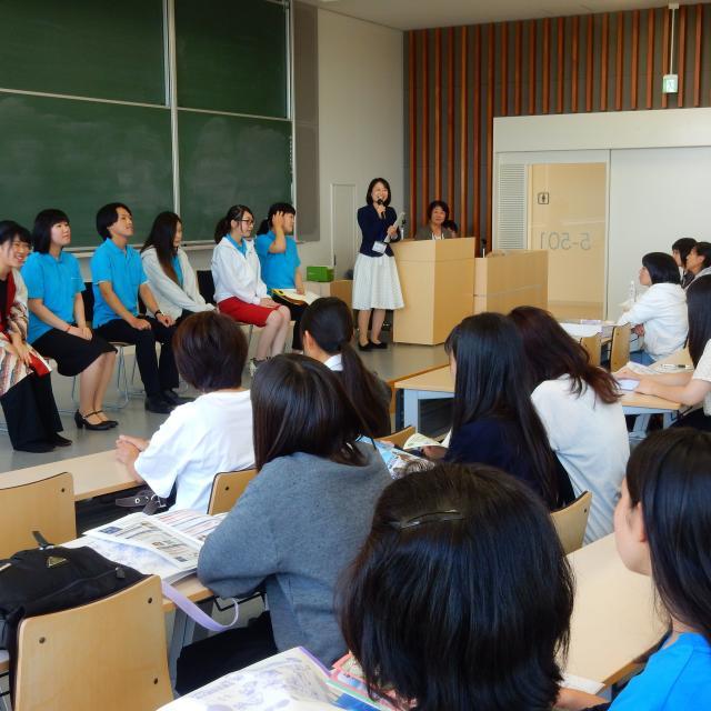 宇都宮共和大学 子ども生活学部オープンキャンパス20192