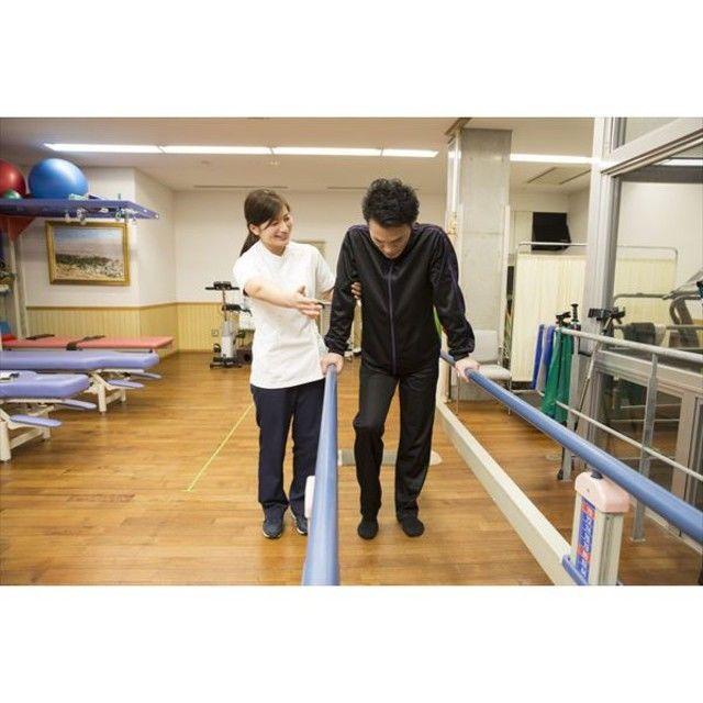 多摩リハビリテーション学院専門学校 【理学療法学科】理学療法士の歩行分析1