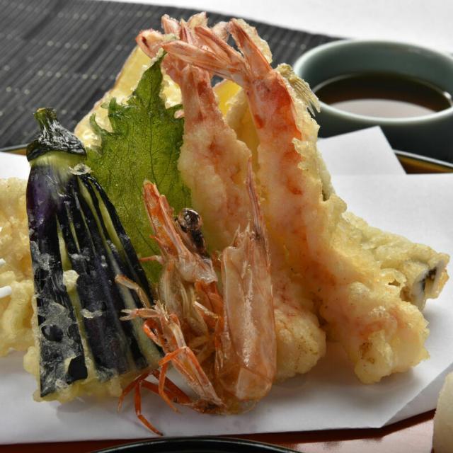 東京調理製菓専門学校 天ぷら1