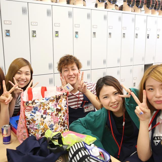 神戸ベルェベル美容専門学校 気になるプロの技をベルェベルで体験してみよう!!1