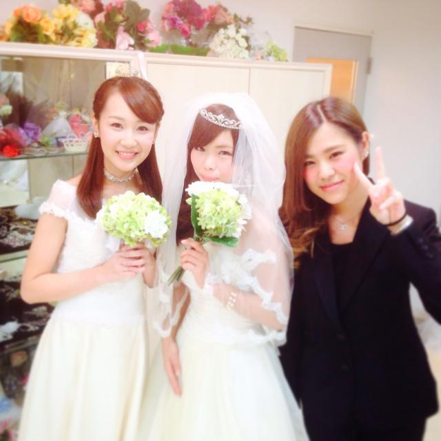 横浜ビューティー&ブライダル専門学校 【ブライダル】ウェディングドレスを着れる☆高校2年生も歓迎♪1
