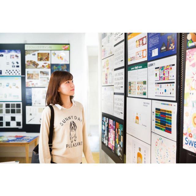 東京デザイン専門学校 2/3(日)体験入学1