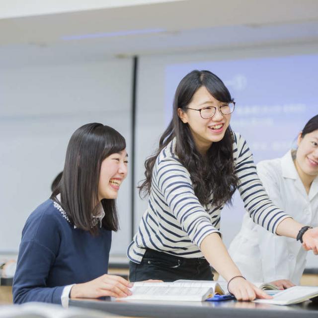 東京医薬専門学校 女性の人気職♪視力矯正・検査する視能訓練士を知ろう!3