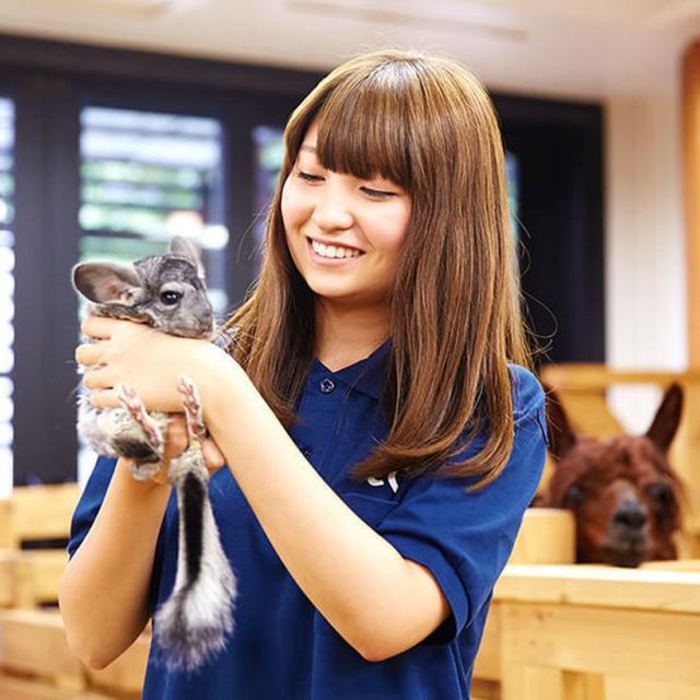 大阪ECO動物海洋専門学校 飼育員さんのお仕事体験!1