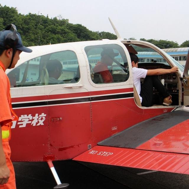 中日本航空専門学校 オープンキャンパス20182