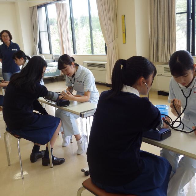 日本赤十字秋田看護大学 春のオープンキャンパス2