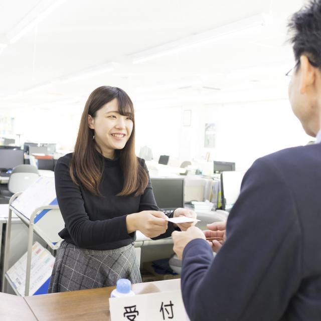 日本ビジネス公務員専門学校 【長岡で事務販売スタッフに!】オープンキャンパスへGO★2