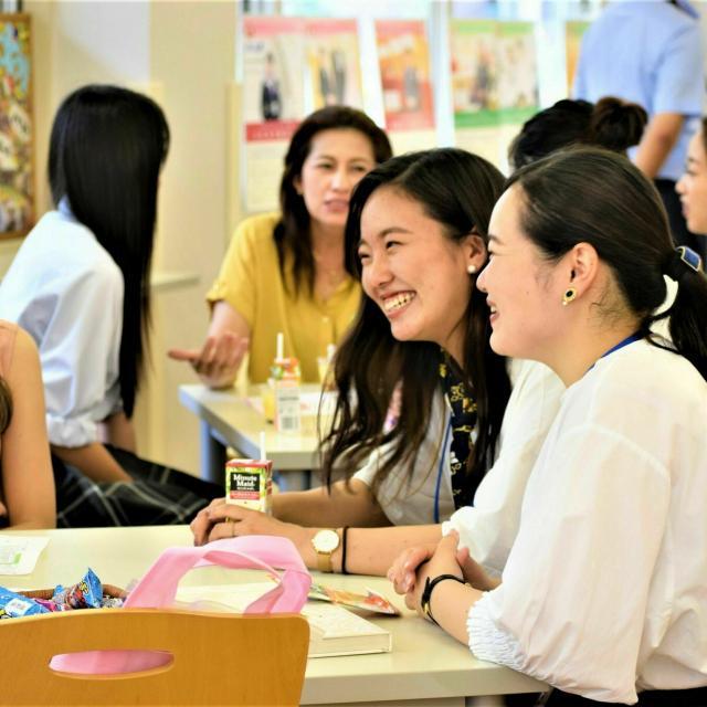 埼玉女子短期大学 #SAIJOシェア -夢も、学びも、この瞬間も。-2