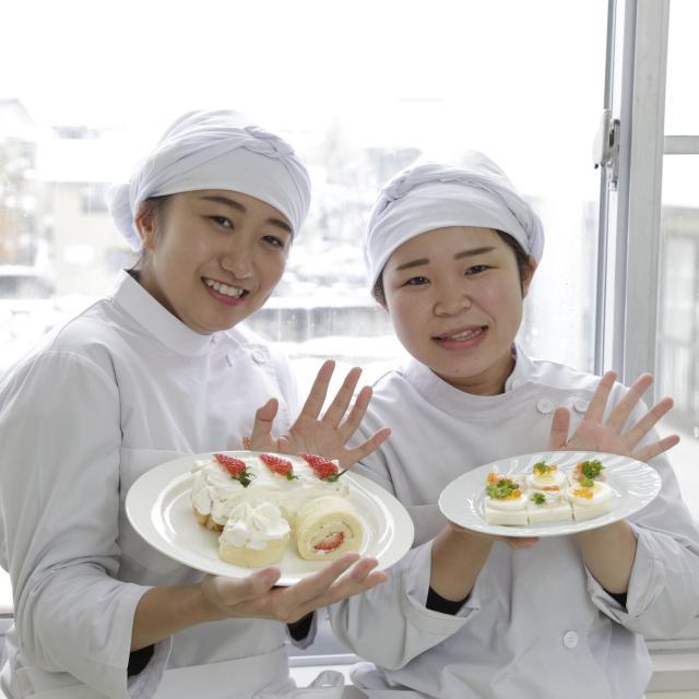 悠久山栄養調理専門学校 イベントスペシャル【ハロウィン】 -栄養士科ー2