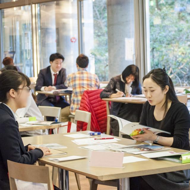嘉悦大学 オープンキャンパス 2019年5月26日(日)3