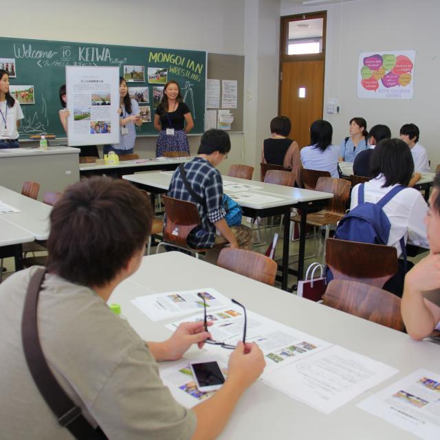 敬和学園大学 7月14日(土)オープンキャンパス3