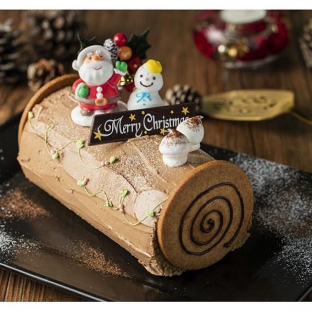 中村調理製菓専門学校 【製菓コース】フランスのクリスマスケーキ1