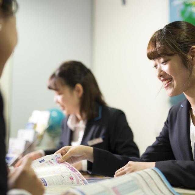 札幌観光ブライダル・製菓専門学校 グローバルに活躍できる「旅」のプロを目指そう!!3