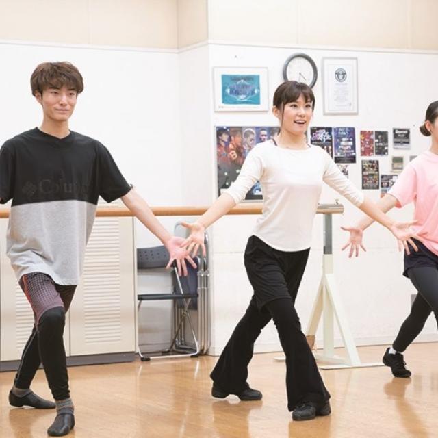 キャットミュージックカレッジ専門学校 ダンスパフォーマンス専攻&ストリートダンス専攻●4