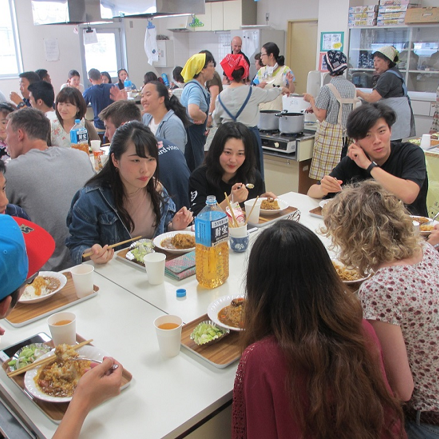 和歌山YMCA国際福祉専門学校 体験授業&スイーツお食事会!1