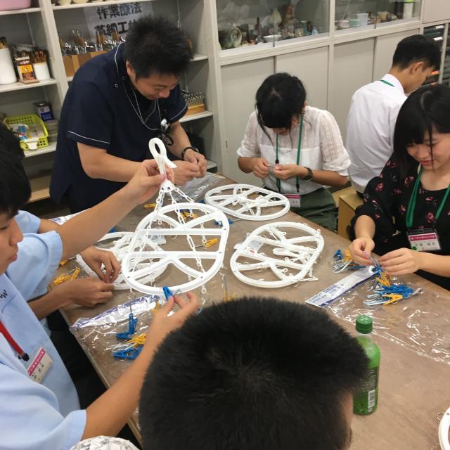 小倉リハビリテーション学院 ランチ付き体験授業2