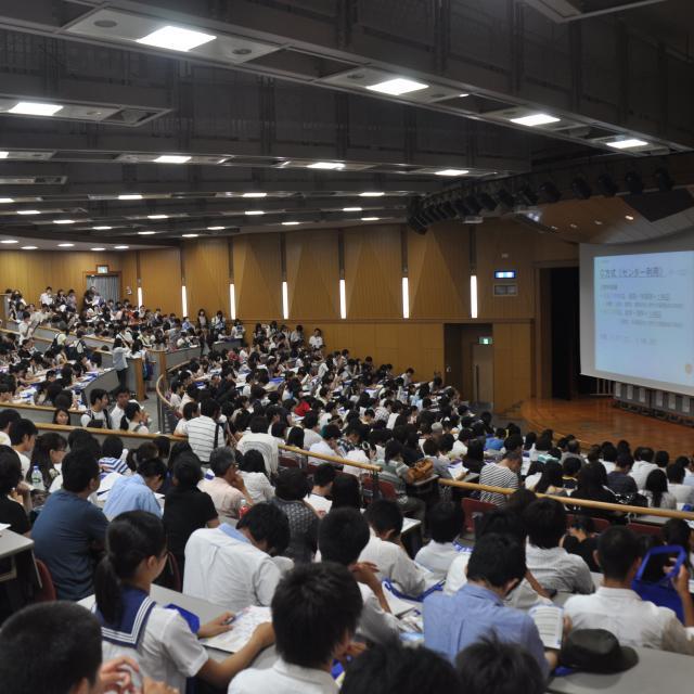 成蹊大学 オープンキャンパス20182