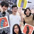 日本デザイン福祉専門学校 12/8(日)LINEスタンプのキャラクター制作
