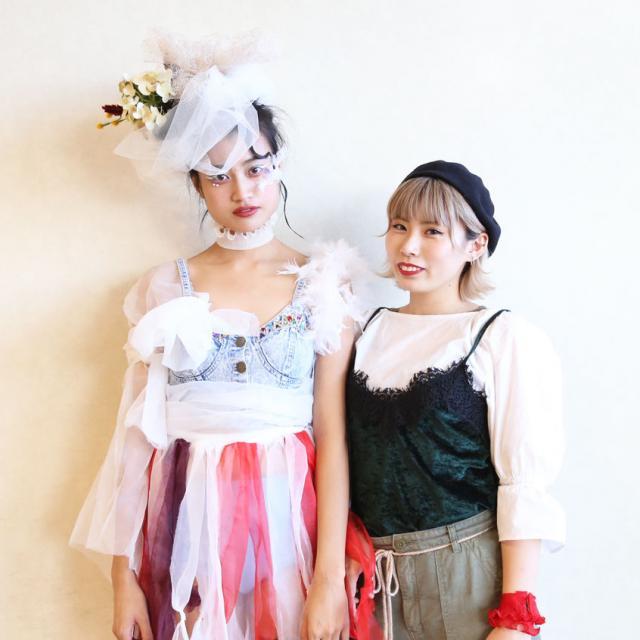名古屋美容専門学校 HAIR FESTA′191