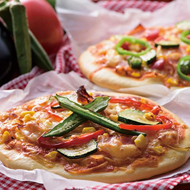 織田栄養専門学校 生地から作ろう!夏野菜のピザ作り1