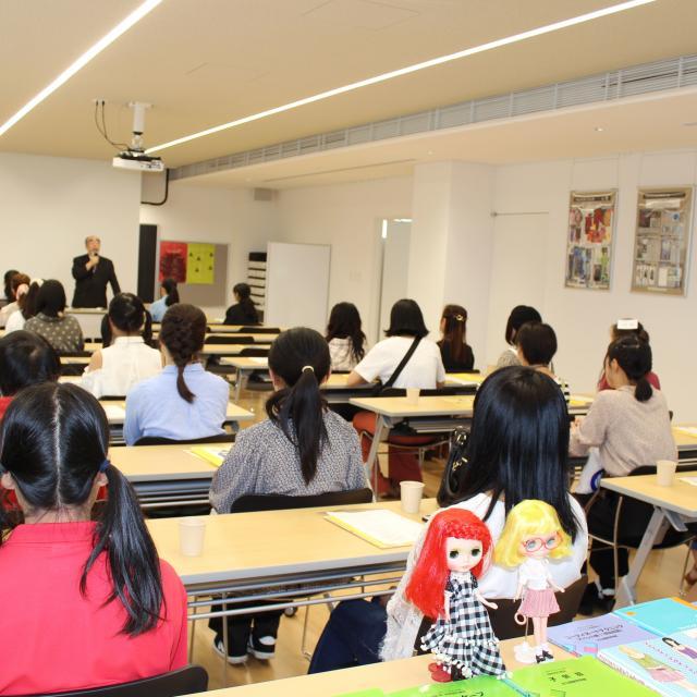 愛知文化服装専門学校 体験授業&AO入試説明会2