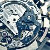 専門学校ヒコ・みづのジュエリーカレッジ大阪 スイス機械式時計分解・組立実習