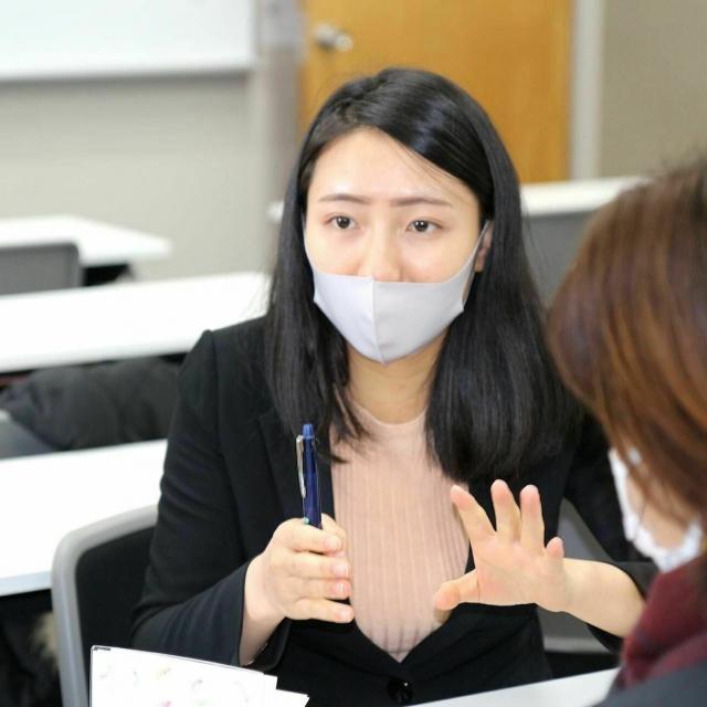 大阪YMCA国際専門学校 大阪YMCA国際専門学校 1日体験入学1