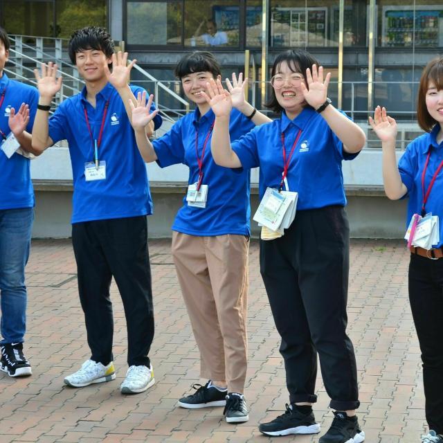駿河台大学 2021年度オープンキャンパス4
