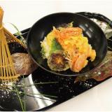 【日本料理】アツアツ!さくっ!海老の天ぷら丼の詳細
