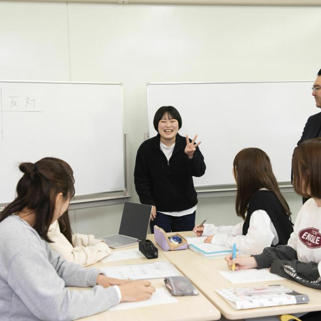 東京経営短期大学 【オンライン】経営総合学科オープンキャンパス1