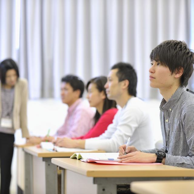 多摩リハビリテーション学院専門学校 リハビリは勉強?~言語聴覚士の扱う検査を体験~1