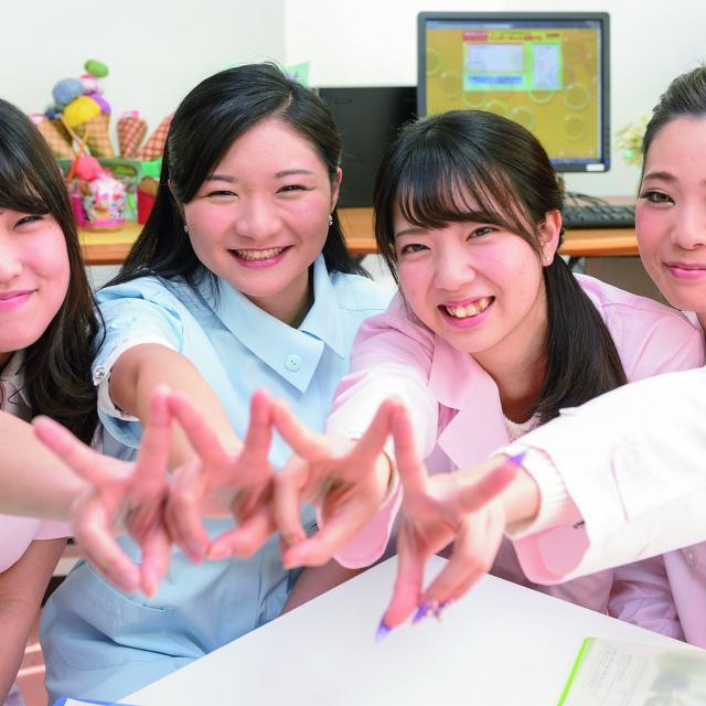 大原簿記公務員医療福祉保育専門学校立川校 オープンキャンパス☆医療系☆1