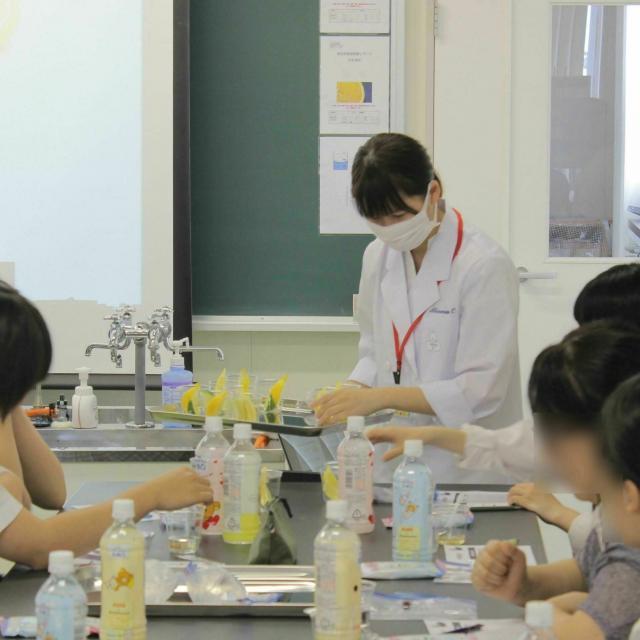 松山東雲短期大学 しののめオープンキャンパス20204