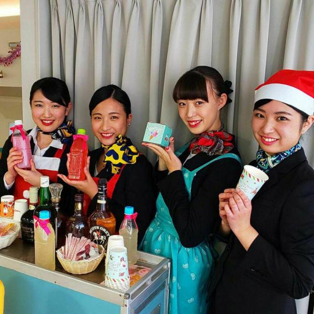 名古屋外語・ホテル・ブライダル専門学校 CAを目指す先輩が明るくサポート!~国際エアラインコース~3
