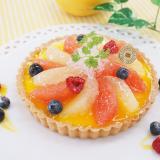 【製菓製パン本科】グレフルレアチーズタルトの詳細